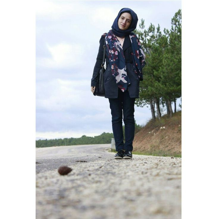 İnstagram: ireminnietemiz  #autumn #style #hijabstyle #blogger #hijab