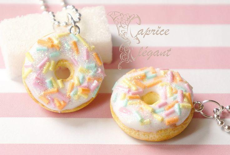 Collier Donut Unicorn