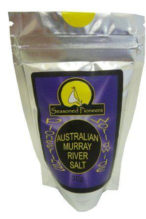 Seasoned Pioneers - Australian Murray River Salt: