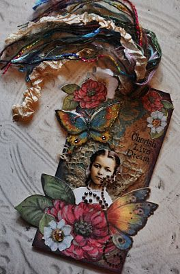 ❥ Altered Tag