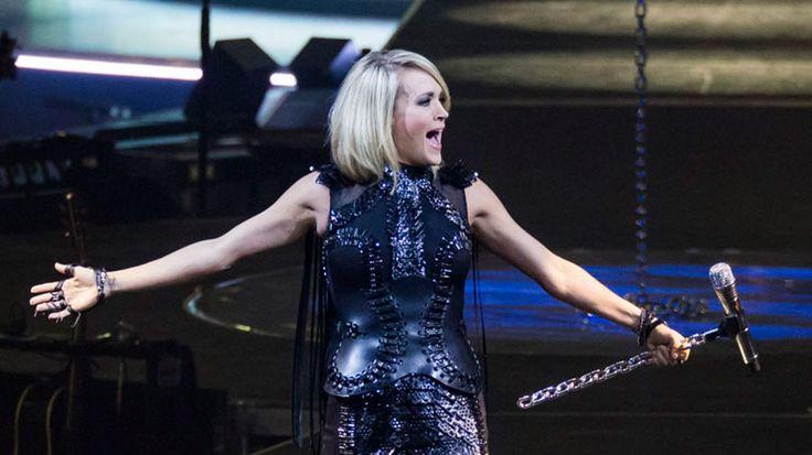Carrie Underwood Extends 'Storyteller' Tour Through Fall #headphones #music #headphones
