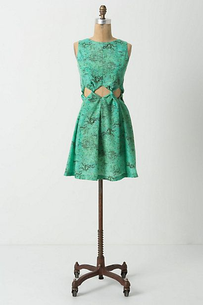 Alchemy Mini Dress #anthropologie: Summer Dresses, Minis Dresses, Summer Gardens, Dresses Anthropology, Dresses Style, Alchemy Minis, Sweet Dresses, Gardens Parties, Mint Green Dresses