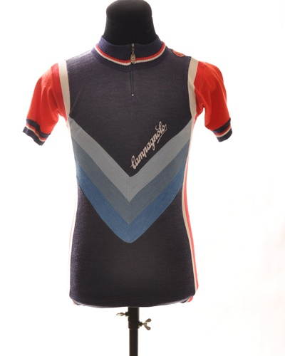 Campagnolo Vintage Wool Cycling Jersey