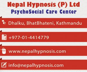 Psychology Clinic Nepal Mental Health hypnotherapy
