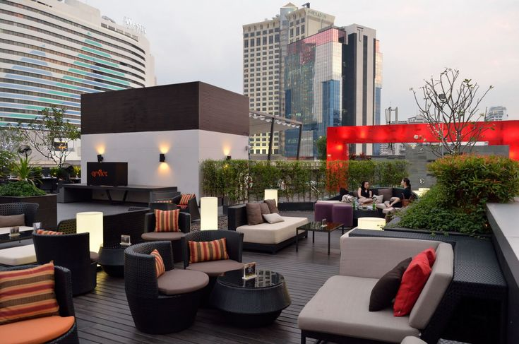 The Best NYC Rooftop Bars