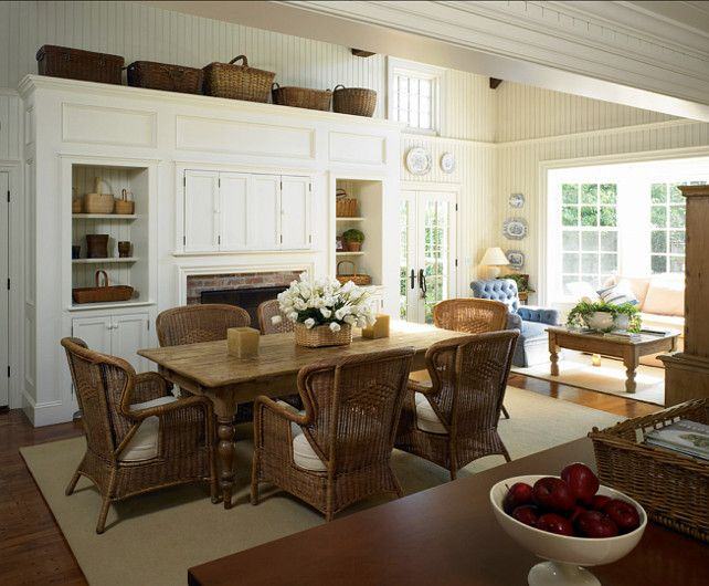 Martha's Vineyard Traditional Coastal Home