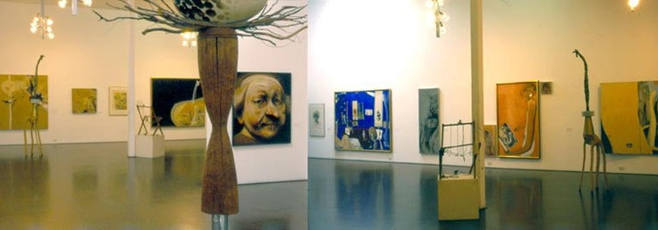 What's on :: Brett Whiteley Studio :: Art Gallery NSW    Definitely worth a look if you're in Surry Hills. Whiteley appreciated the conversations with the masters like Rembrandt and Van Gogh.