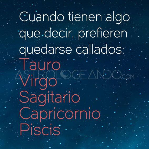 #Tauro #Virgo #Sagitario #Capricornio #Piscis #Astrología #Zodiaco #Astrologeando