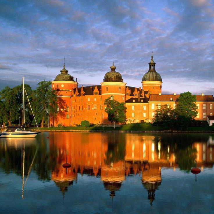 Sweden - Gripsholm Castle