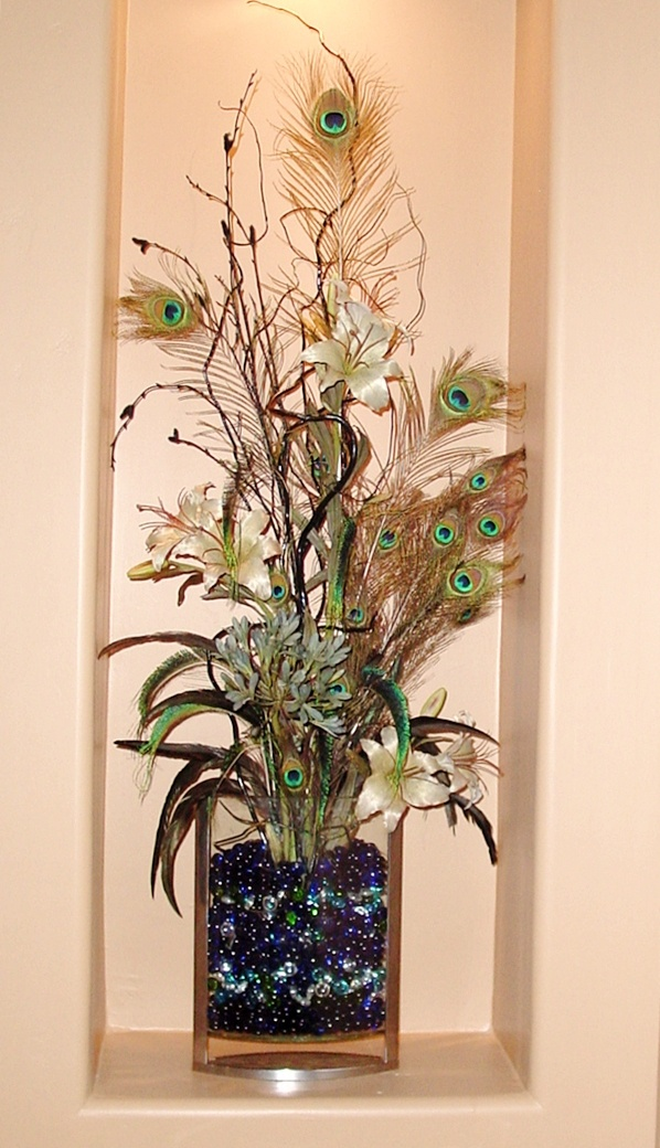 Pea Feathers For Reception Decoration Would Love This As A House Though Too The Home Pinterest And