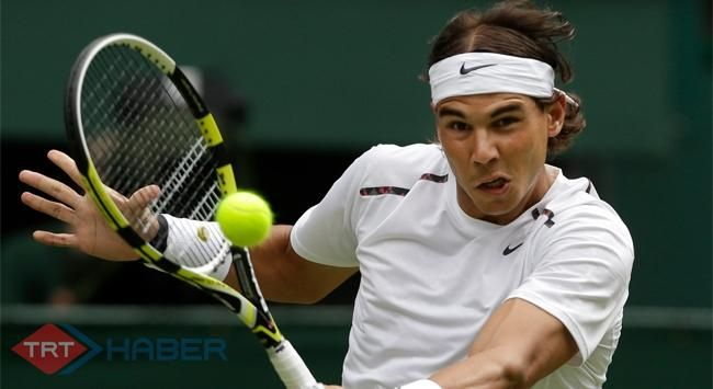 Erkeklerin son şampiyonu Nadal, Alman Brands karşısında zorlansa da tur atladı.