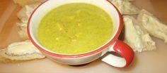 Pittig Gekruide Broccolisoep Met Gerookte Kipfilet, Sp.peper En Kerrie recept | Smulweb.nl