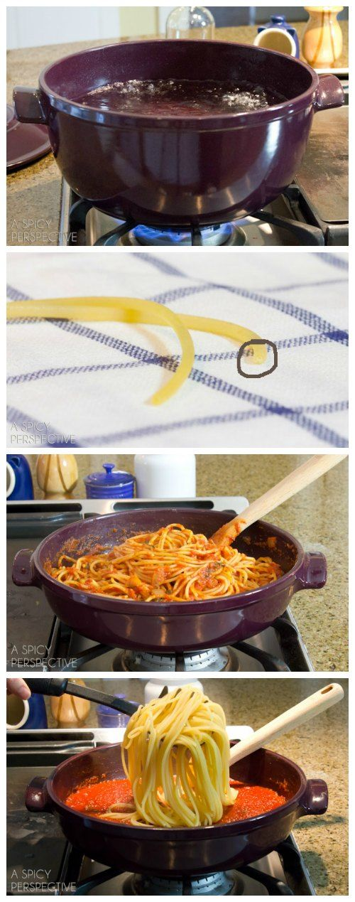 Cook your pasta to perfection with these tips! How to Cook Pasta (Perfectly!)