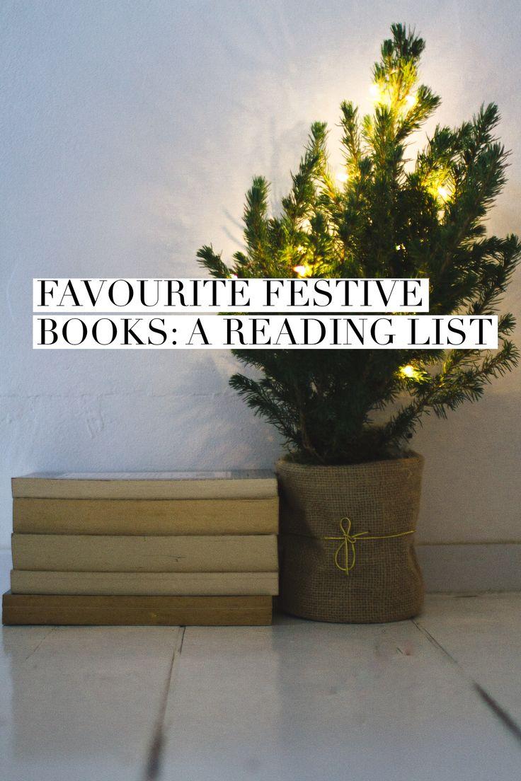 Favourite Festive Books: a Reading List