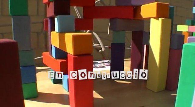 En Construcció by Mario y Alvaro. dia especial escola El Martinet , Abril de 2013