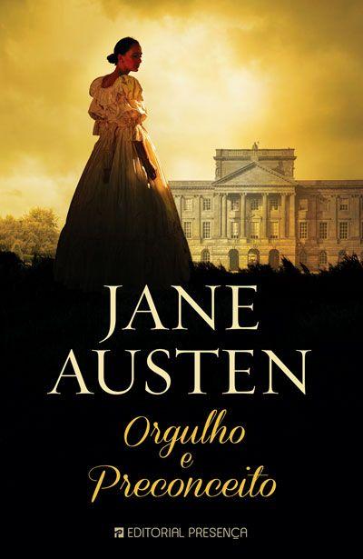 Para quem adora romances clássicos <3 Orgulho e Preconceito, de Jane Austen