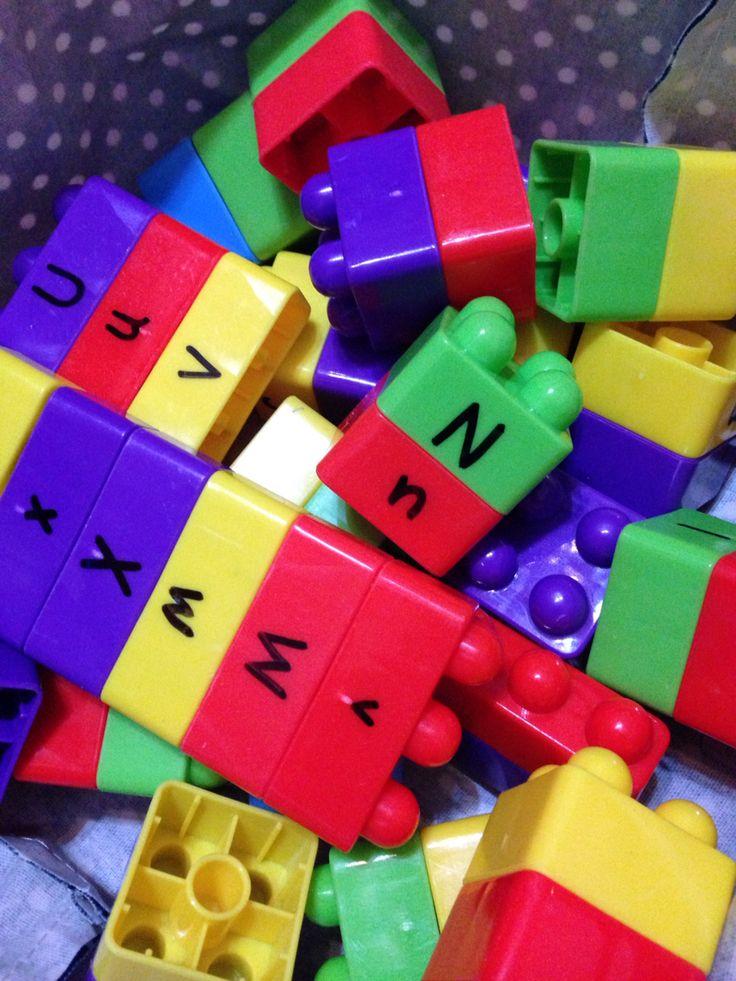 Alphabets game