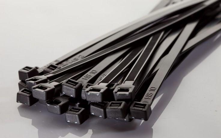 Нейлоновые кабельные стяжки. Универсальность