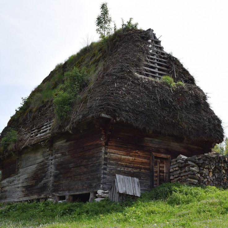 Maison traditionnelle des Apuseni