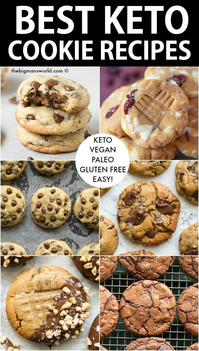 The Best Keto Christmas Cookie Recipes Vegan Paleo The Big Man S World In 2020 Keto Cookie Recipes Cookie Recipes Keto Cookies