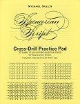 Spencerian, Blotting Paper, Canford, Cross Drill Pad