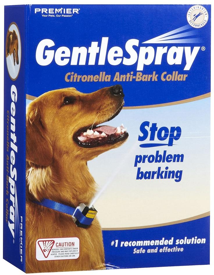 Premier Pet Spraysense Anti-Bark Collar - Free Shipping