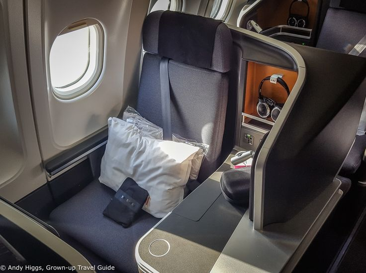 Flight report: SAS Business Class Copenhagen to San Francisco