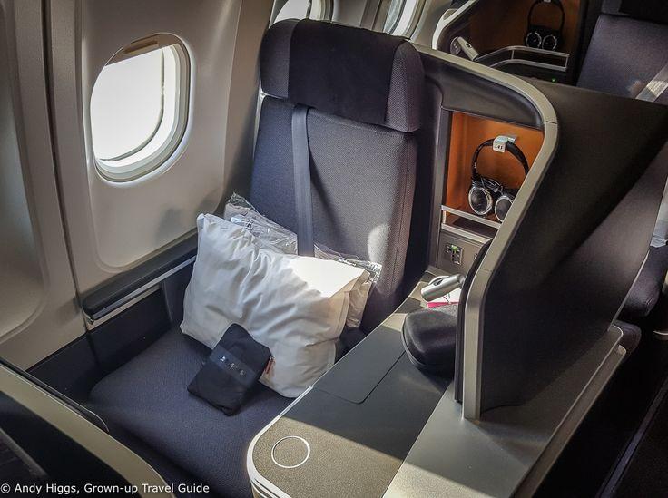Flight report: SAS Business Class Copenhagen to San Francisco