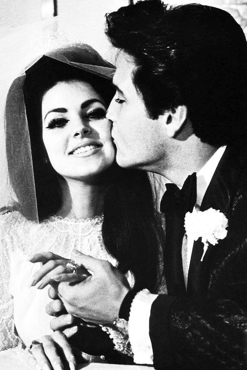 Image result for elvis and priscilla