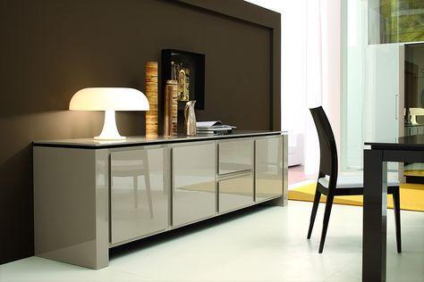 Credenza Con 3 Ante Mora Diamond : Best aparadores images credenzas living room