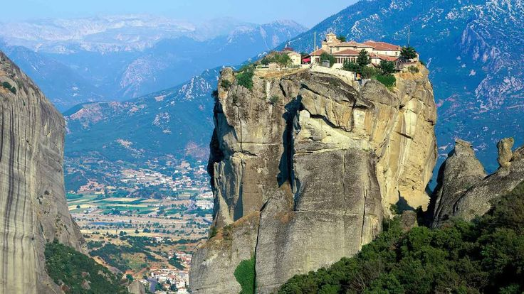 meteora pic: Wallpapers Collection, Spring Blare 2017-03-20