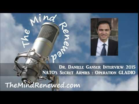 Dr. Daniele Ganser Interview : NATO's Secret Armies - Operation GLADIO - YouTube