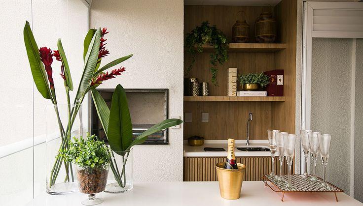 Apto decorado - Somma — Carlos Rossi - Arquitetura | Interiores |DesignCarlos Rossi – Arquitetura | Interiores |Design