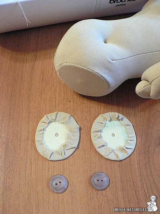 jointed soft doll - hip joints