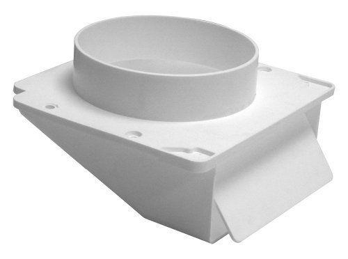 8 84 Lambro 143w White Plastic Under Eave Vent 4 Inch Gift Ebay Home Garden