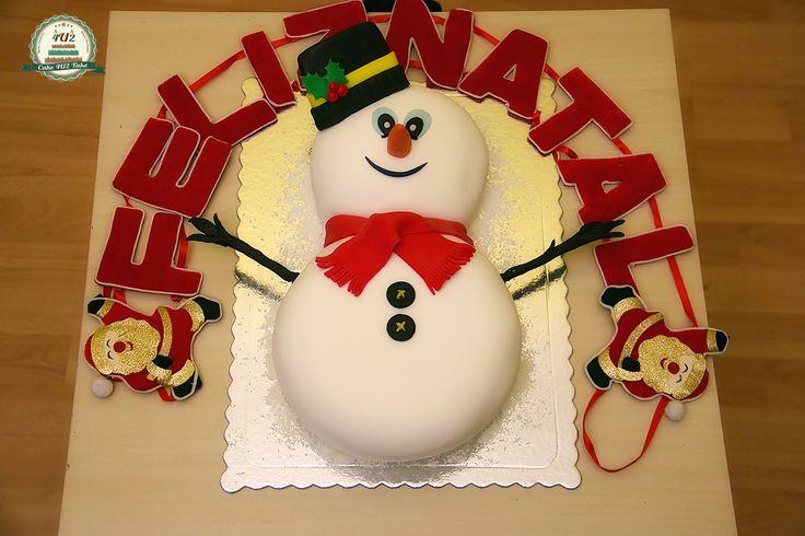Boneco de Neve Natal Christmas