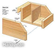 Diy Garage Cabinet Plans