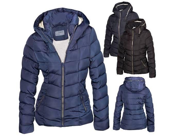 Damen Winterjacke Gefütterte Steppjacke Daunen Optik mit Kapuze ,Größe: S, Farbe: 537 Rot Jetzt bestellen unter: https://mode.ladendirekt.de/damen/bekleidung/jacken/winterjacken/?uid=bcb0a806-e966-5722-9cdb-5805589eb519&utm_source=pinterest&utm_medium=pin&utm_campaign=boards #winterjacken #bekleidung #jacken