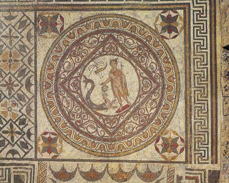Conimbriga, Roman, Mosaics