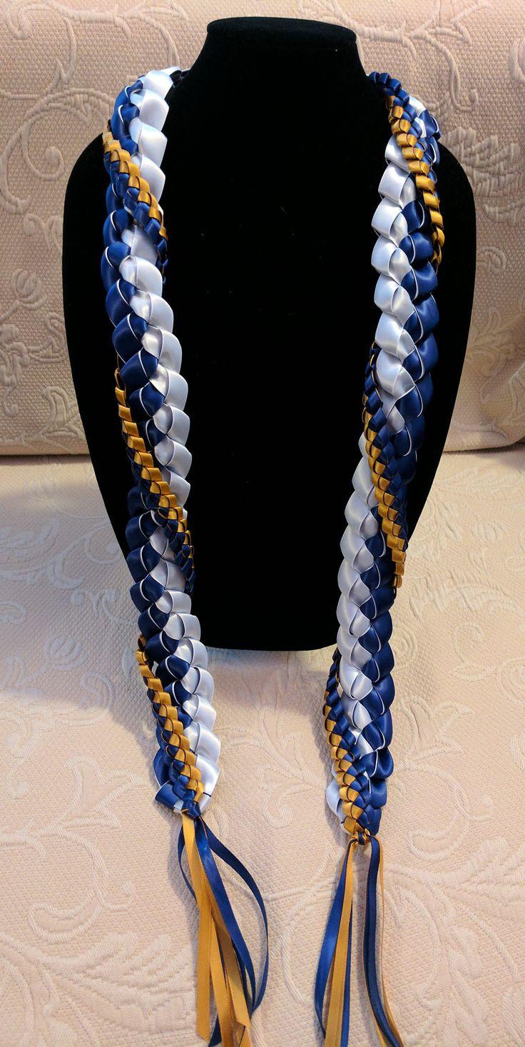 Ribbon Lei Open Style