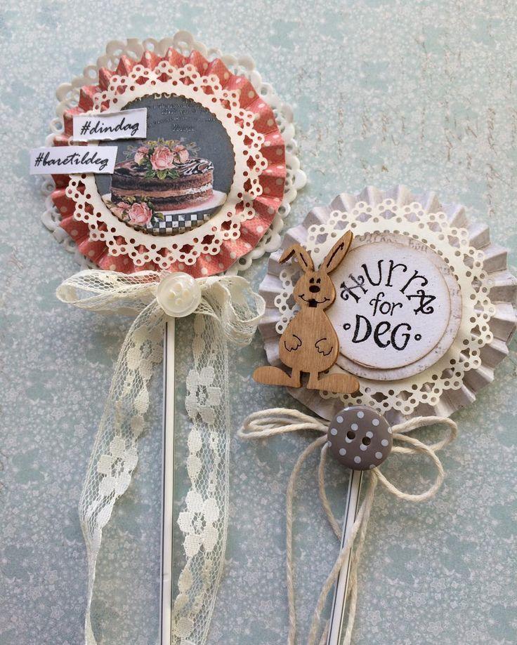 Minilollipopkort. Noen søte små kort med minisugerør.  #lollipopkort #mini #madebyme #handmade