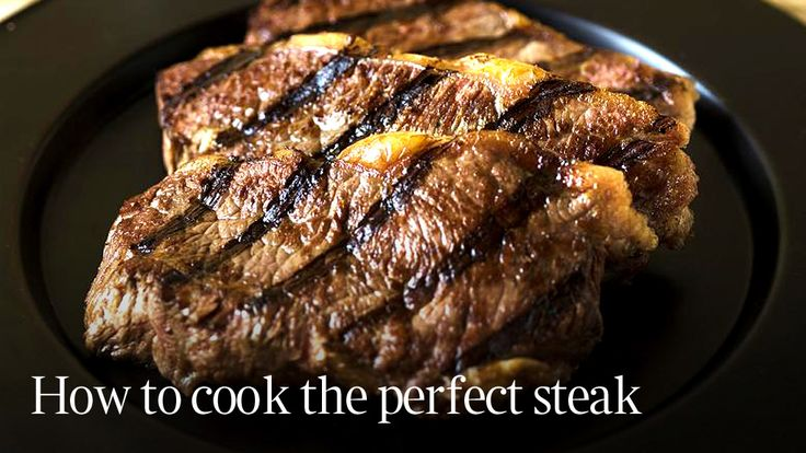 Mike Reid, head chef at Gaucho 02 in London. Video masterclass: how to cook the perfect steak