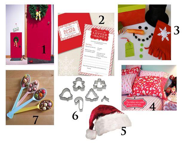 The Petit Cadeau: Filling Your Advent Calendar: Part 1