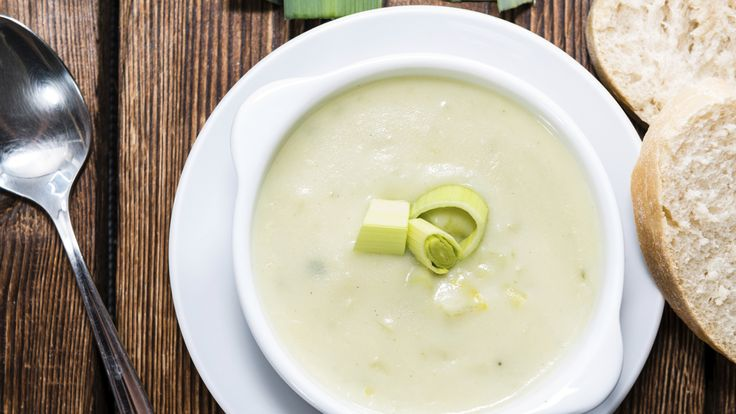 Sopa no jantar é uma ótima dica para enxugar rapidamente!