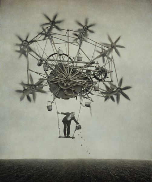 #Night Circus, THE ARCHITECT'S BROTHER Works by ROBERT SHANA PARKEHARRISON. A selection
