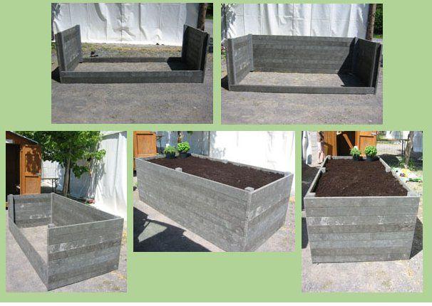 die besten 25 hochbeet aufbau ideen auf pinterest hochbeet anlegen komposttrommel und. Black Bedroom Furniture Sets. Home Design Ideas