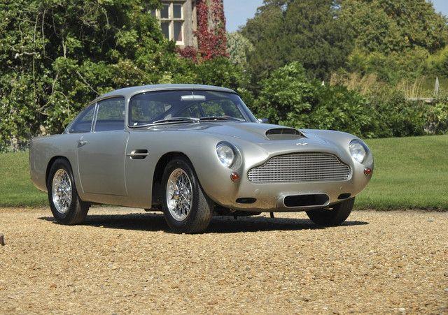 Aston Martin DB4GT Coupe (1961)