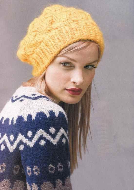 Архивы рубрики: Женские шапки