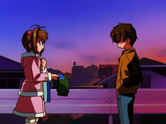 Sakura y Syoran