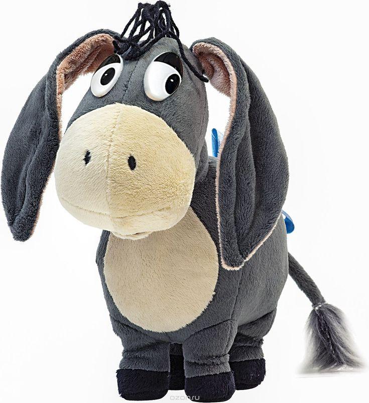 Мягкая игрушка Fancy Ослик Иа-Иа, 26 см